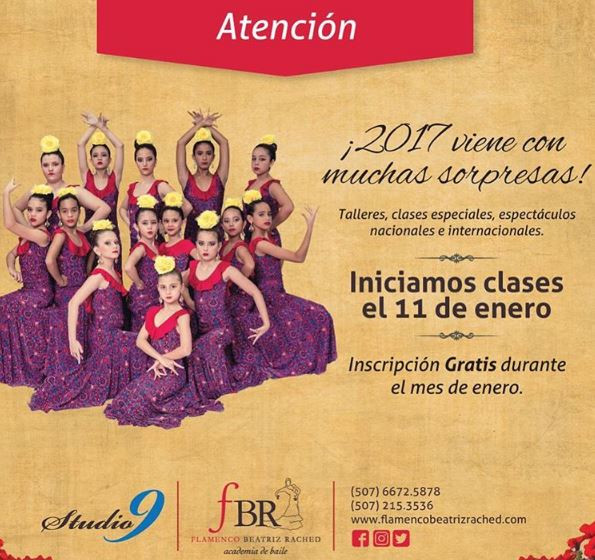 ATENCIÓN: Inicio de clases 2017