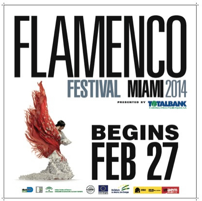 ¡Regresa el Festival de Flamenco Miami 2014!