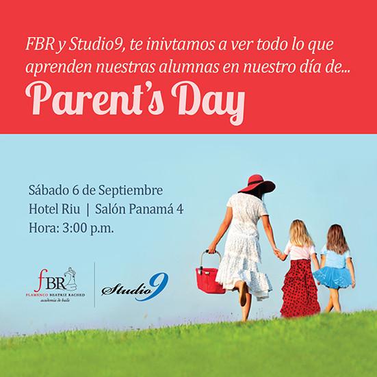 Parent´s Day para la familia de FBR & Studio9