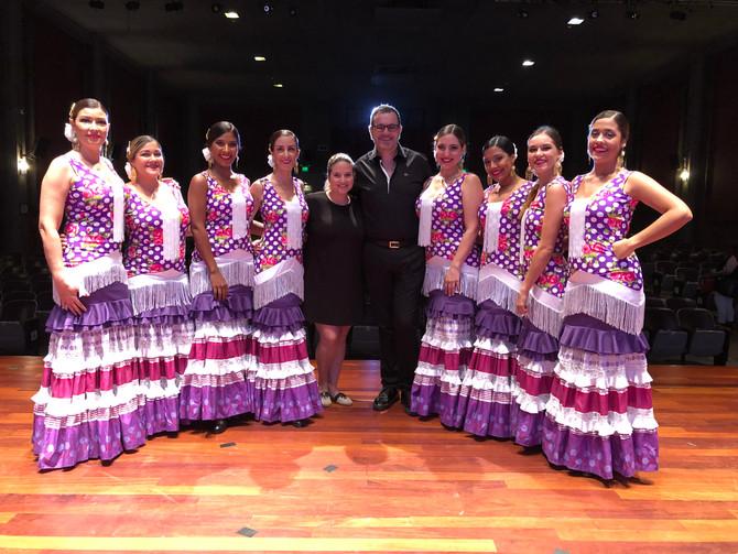 Bailando Con Laureano Marquez