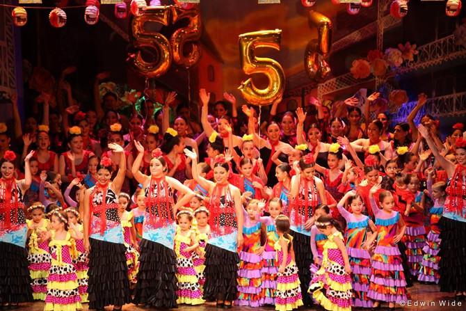 Show de Aniversario: Flamenco , origen y evolución.