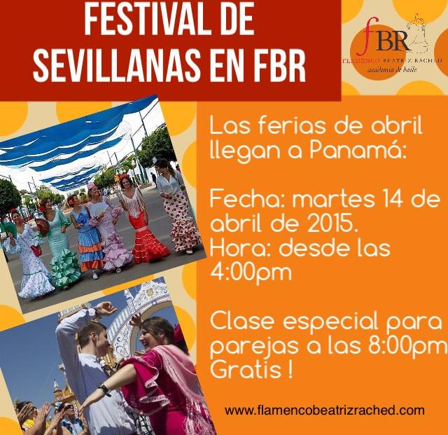 Festival de Sevillanas en FBR