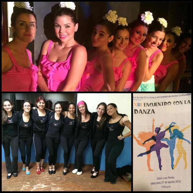 Hoy baila FBR en el XIII Encuentro con la Danza