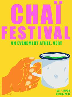 Affiche du Chaï Festival