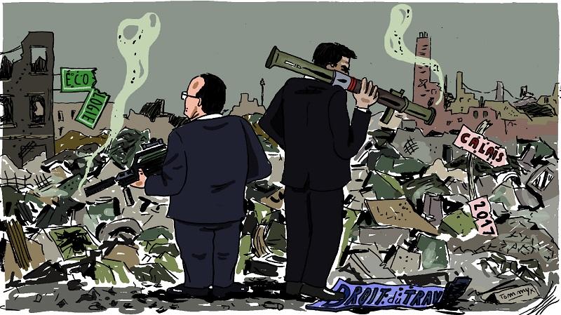 Le gouvernement du désastre