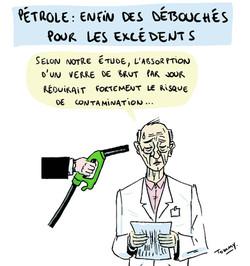 Crise du pétrole
