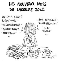 Larousse 2022