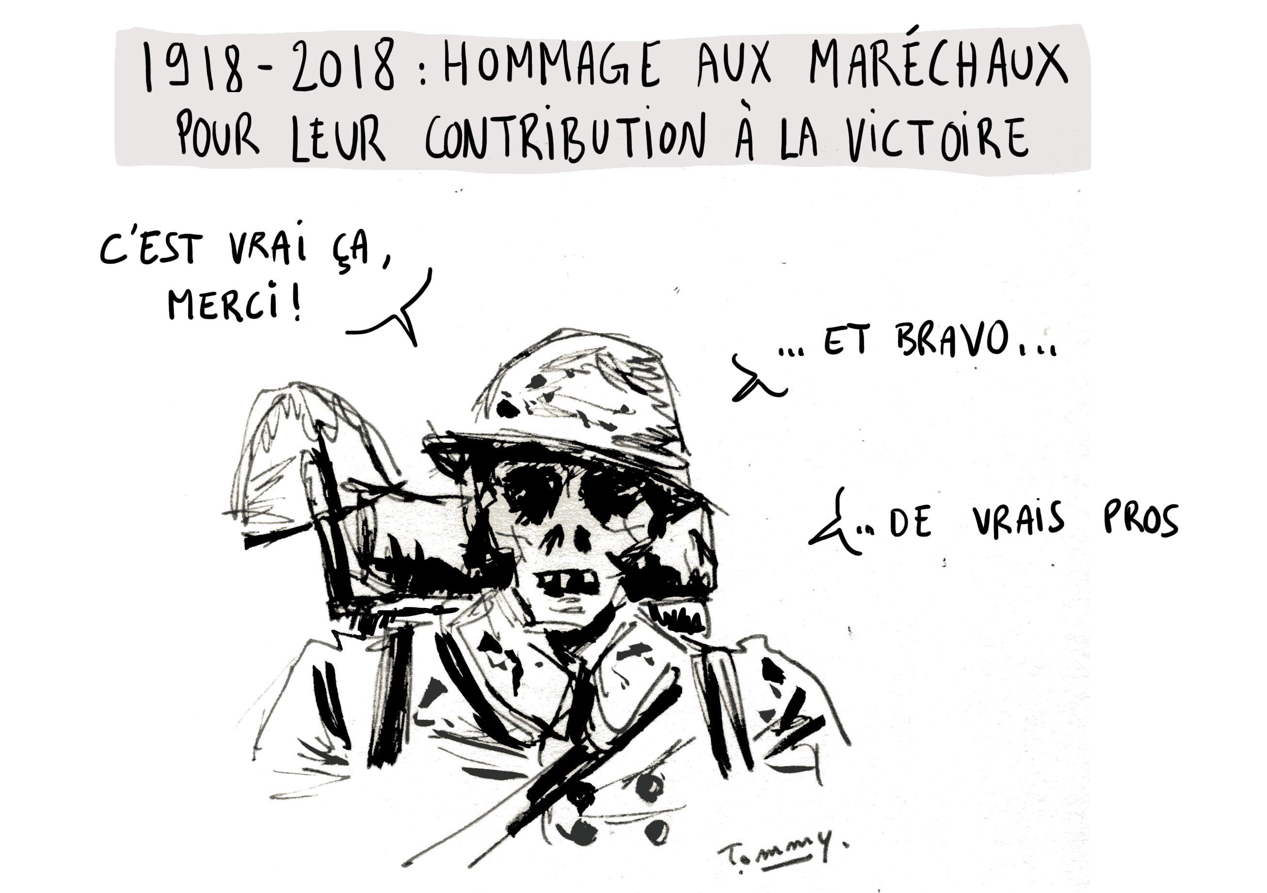 1914-1918 Commémorations