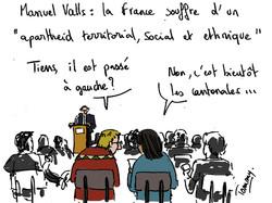 Valls et l'apartheid