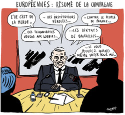 Campagne européenne