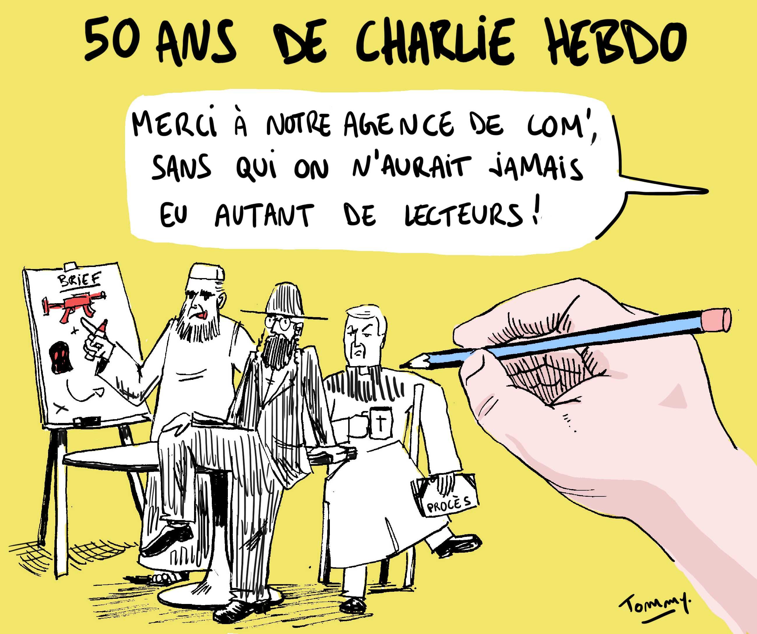 Anniversaire Charlie
