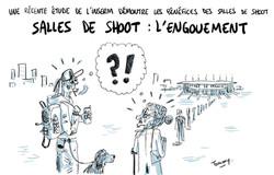 Salles de shoot