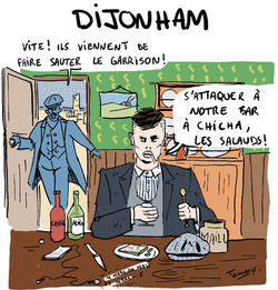 Dijonham