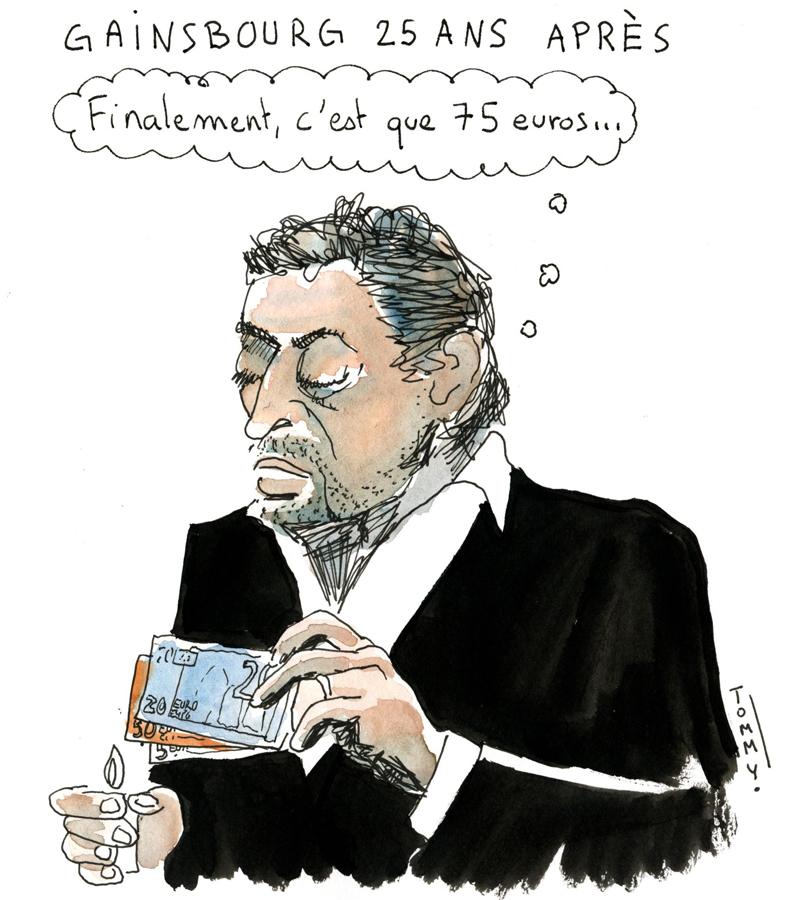 Gainsbourg, 25 ans après