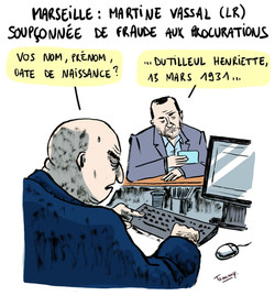 Fraude aux procurations
