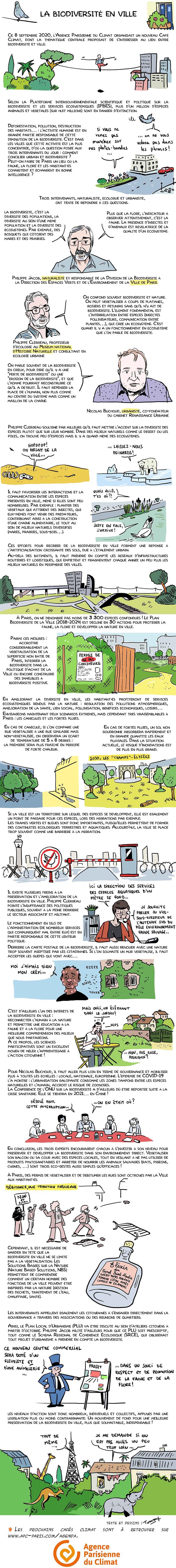 ville et biodiversité_tommy dessine_apc