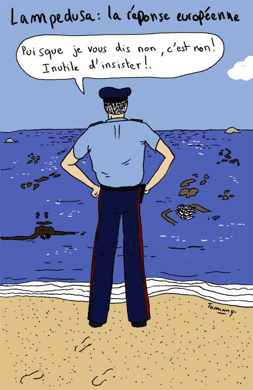 Nouveau drame à Lampedusa