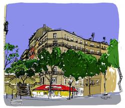 Rue du Mont-Cenis, Paris