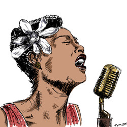 Billie Holiday 5/5