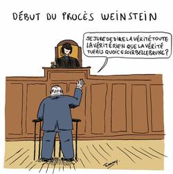 Procès Weinstein
