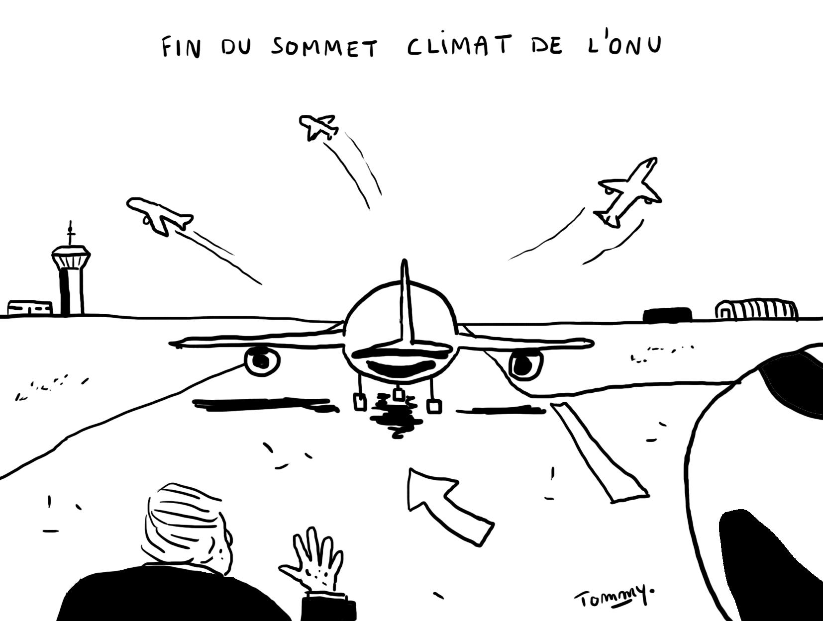 Fin du sommet climat à l'ONU