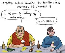 La bière belge à l'UNESCO