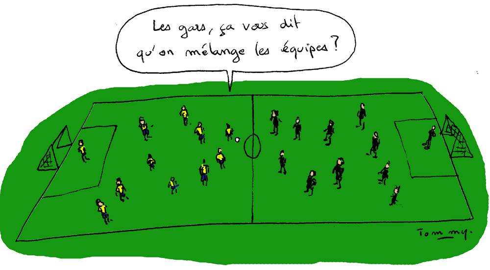Demie finale de Coupe du monde