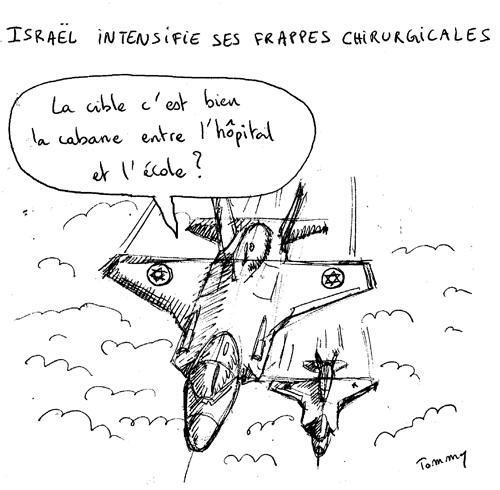 Guerre à Gaza