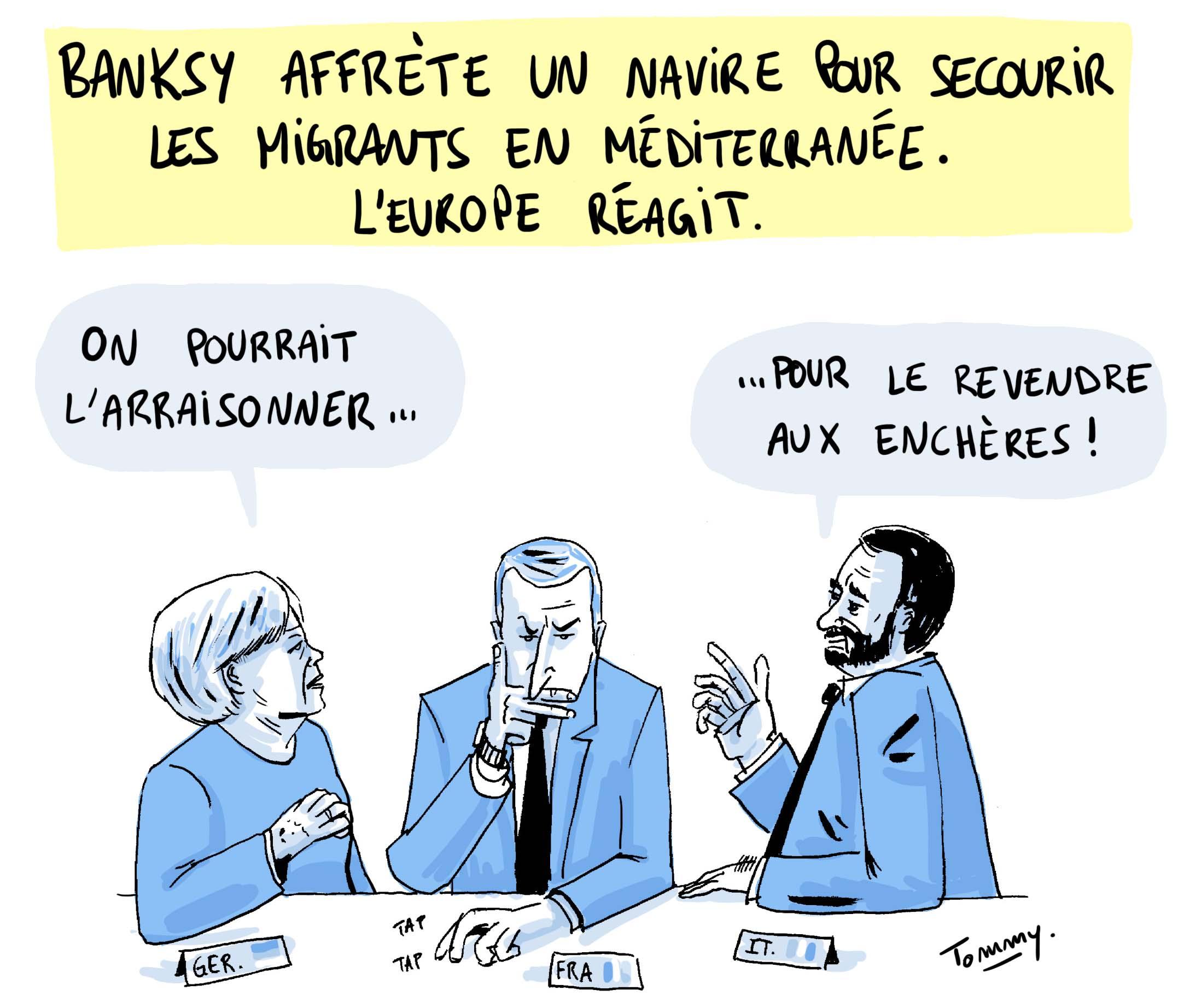 Migrants - Europe
