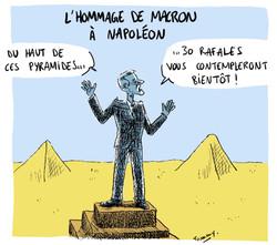 Napoléon Macron