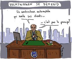 Scandale chez Volkswagen
