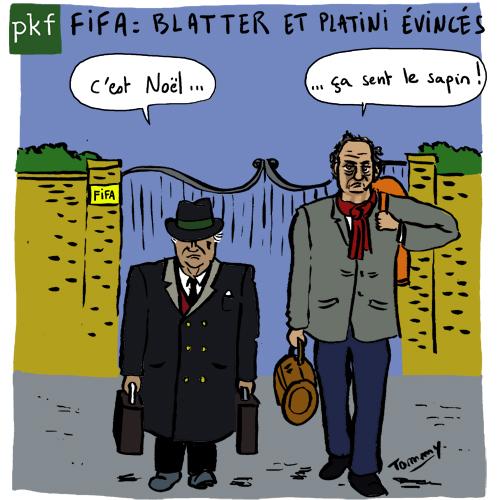 Noël à la FIFA