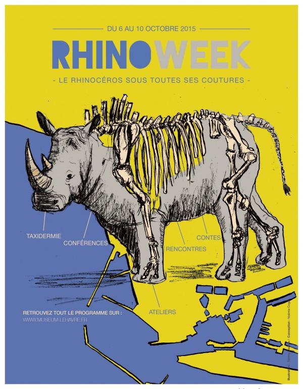 Rhinoweek au Muséum du Havre