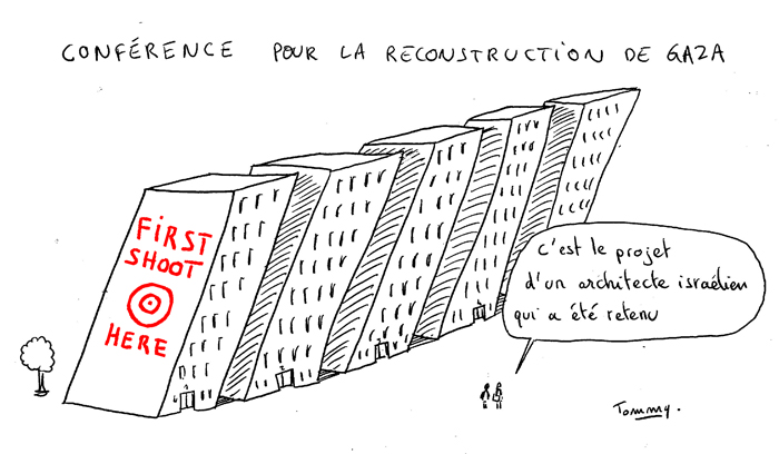 Reconstruction de Gaza