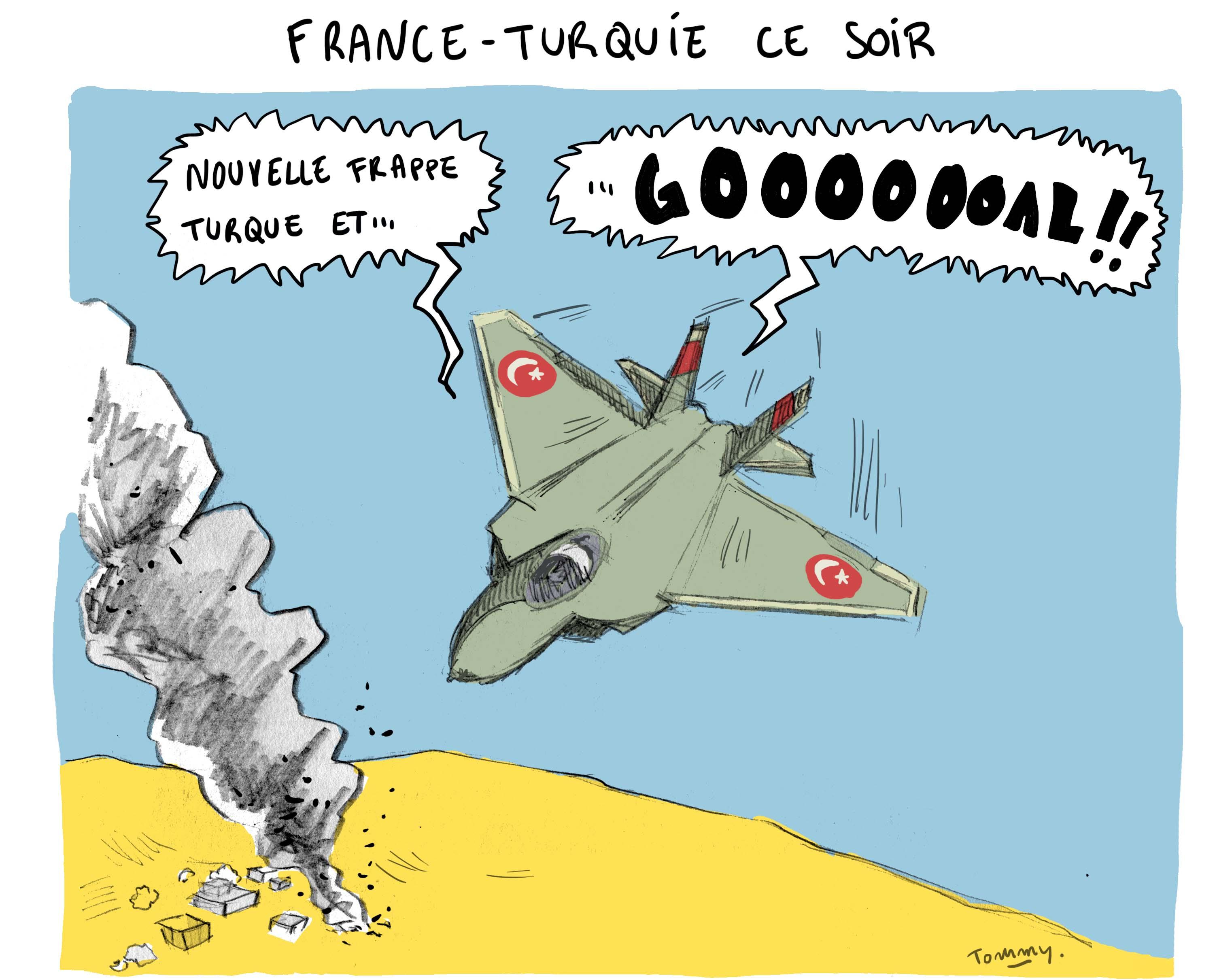 France-Turquie