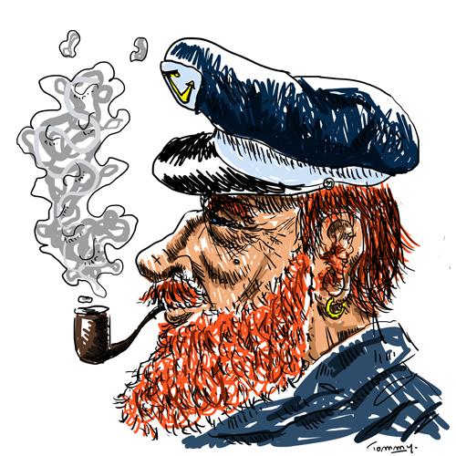 Le capitaine de Saint-Malo