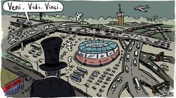 Les 10 casseroles de Vinci