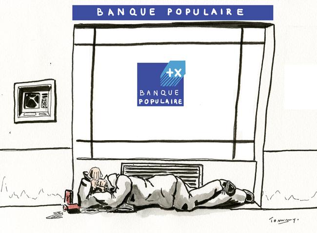 Banque et populaire à la fois