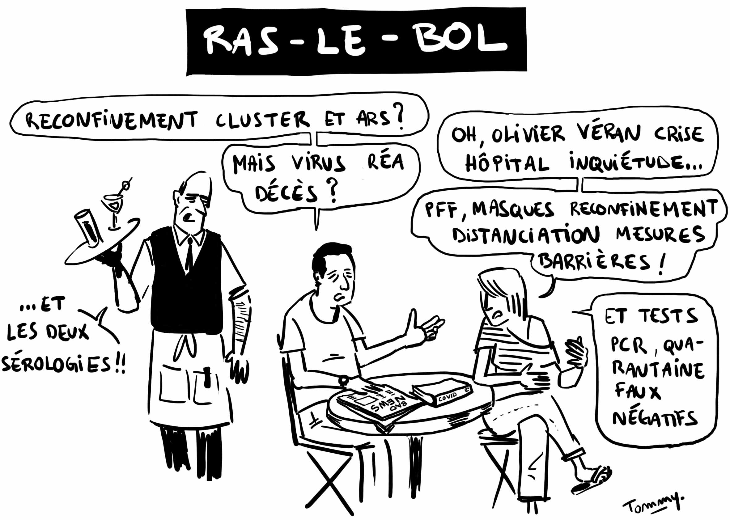 Ras-le-bol