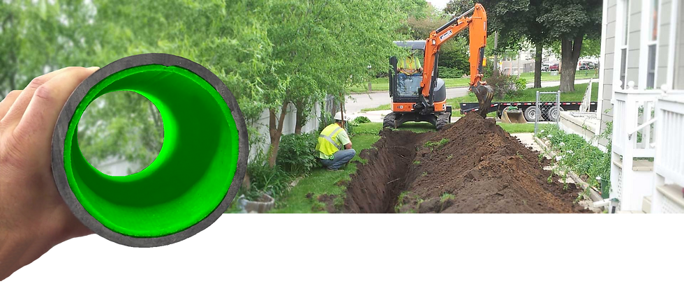 No Dig Trenchless Pipe Relining Riverview Sydney NSW
