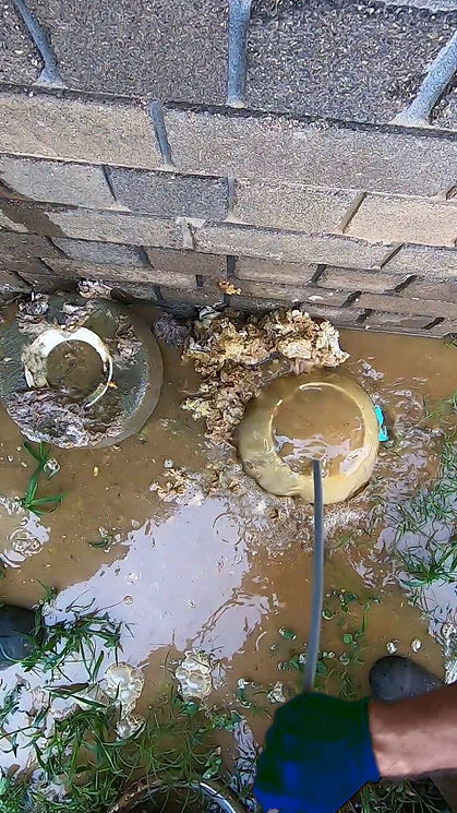 blocked drains plumber north shore sydney nsw