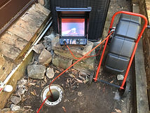 blocked sewer plumber drain inspection north shore nsw