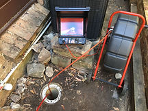 blocked sewer plumber drain inspection northern suburbs nsw