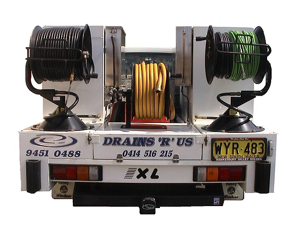 blocked drains and sewer services north shore nsw