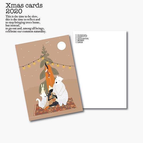 Xmas card 2020