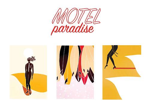 Motel Paradise x3