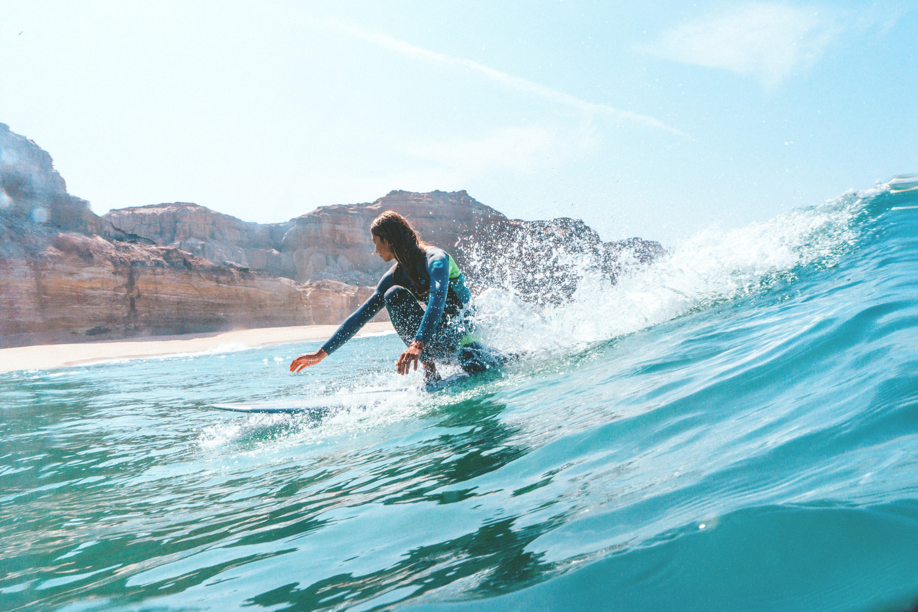 Group Surf Class  (7-12 years old)