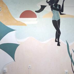 Room at Selina Hotel