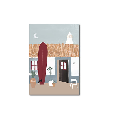 Portuguese house cards pack 10