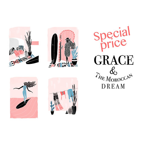 GRACE all - pack 4